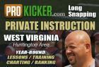 Ben Fuller - Long Snapping Lessons West Virginia - Kentucky