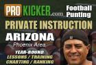 Rich Camarillo - Punting Lessons Arizona