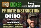 Marc Cattrell - Long Snapping Lessons Washington D.C.