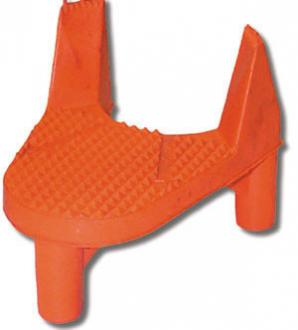 """Designed for soccer style or straightaway kicking. This 2"""" kicking tee is...."""