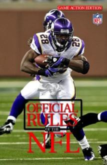 Published 2009. Official playing rules of the National Football League...