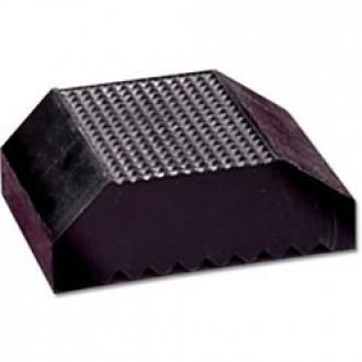 "Pro Down 2"" Extra Point Kicking Block/Tee Hard Rubber Kicking Block and...."