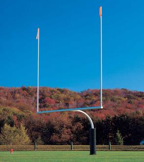 Rogers Stadium Goal Post