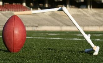 how to make a field goal holder