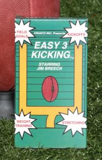 The goal of the Easy 3 Kicking video is to make you the most consistent....