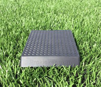 100% rubber kicking blocks made in the U.S.A.