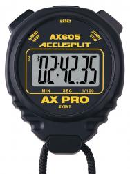 "ACCUSPLIT AX605 Stopwatch for Kicking - ""Snap To Kick"" Times"