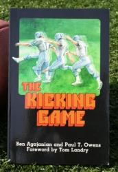 The Kicking Game Book by Ben Agajanian