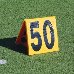 Pro Down Day/Night Sideline Markers