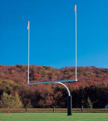 Football Goal Posts Stadium Pro 1000 (steel) - Call our office to order