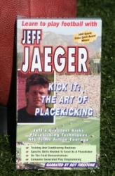 Kick It Video by Jeff Jaeger - Kicking DVD