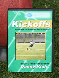 Danny Kight Kickoff Kicking Video DVD
