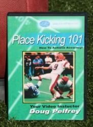 Doug Pelfrey Place Kicking 101 Video