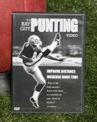 Ray Guy Football Punting Video Instruction for the Punter